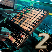 DJ Dubstep Music Maker Pad 2