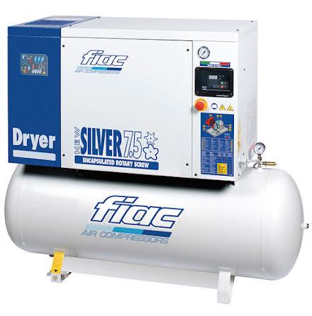 Skruvkompressor Fiac New Silver 7,5