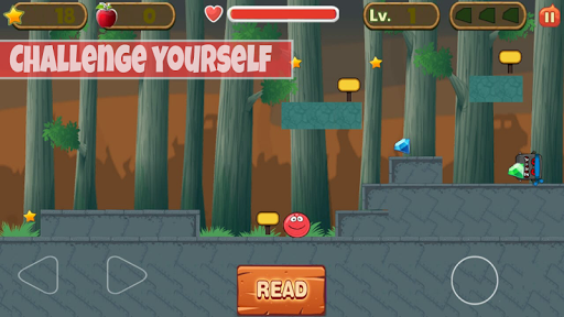Red Hero 4 - Bounce Ball Volume 3 Mod Apk Unlimited ...