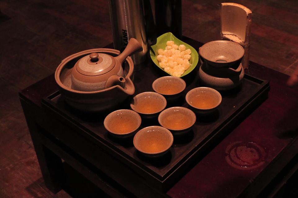 Cần uống trà hợp với tuổi tác, bệnh tật, sức khoẻ mỗi người