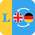English - German Translator Dictionary icon