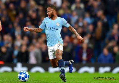 Raheem Sterling évoque un départ de Manchester City
