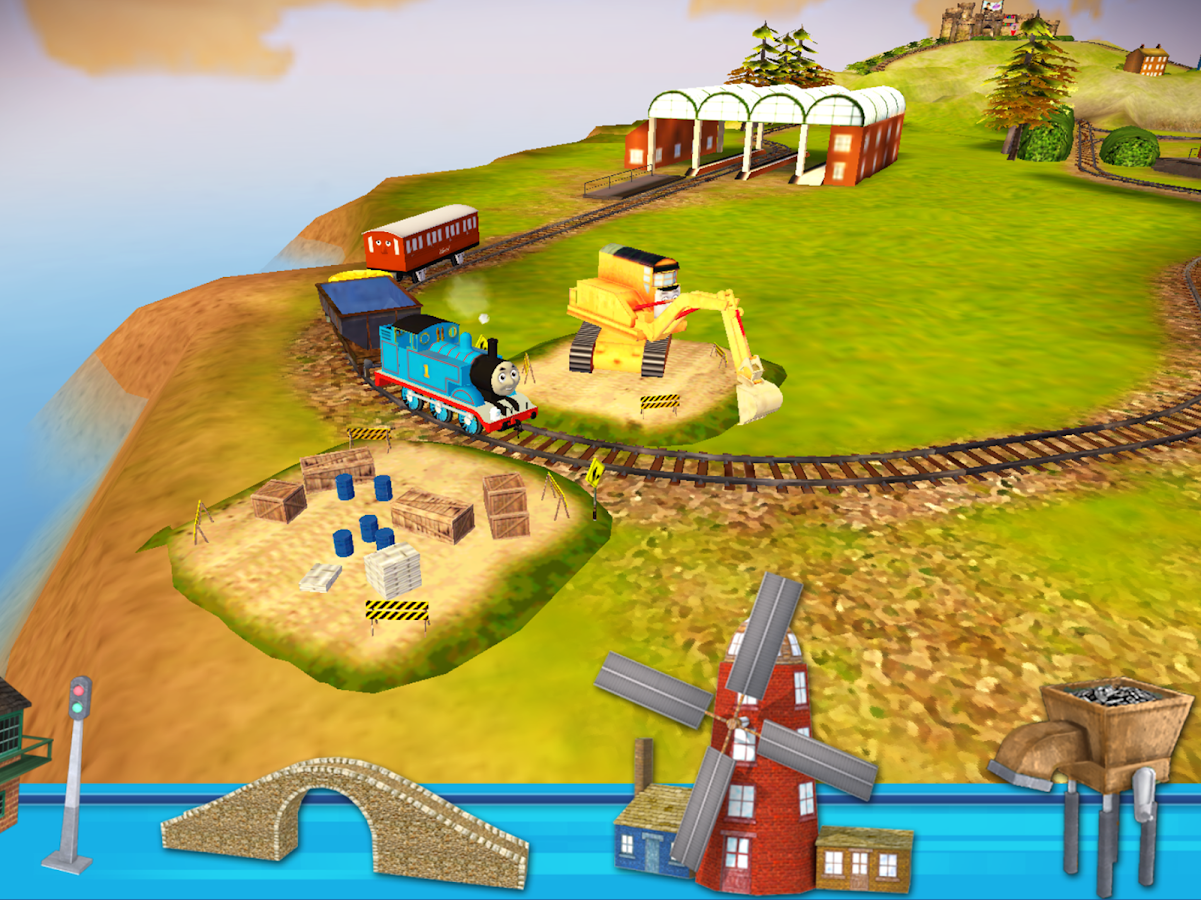 Thomas & Friends: Delivery- screenshot