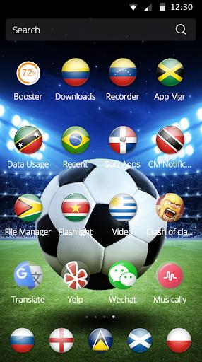 玩免費運動APP 下載2016世界杯足球主题世界杯國旗圖標綠茵場壁紙男人热血主題 app不用錢 硬是要APP