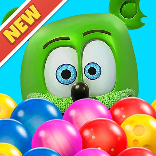 Bubble Gummy Bear Pop! Pop Bubbles Games Icon