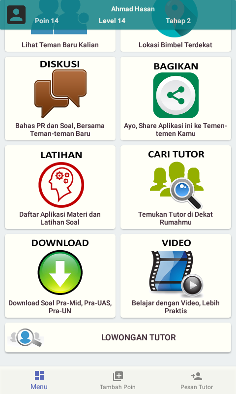 Bimbel Aqila Course- screenshot