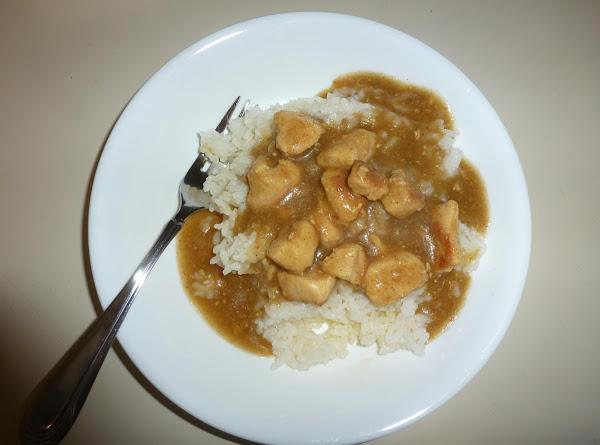 Apple Curry Chicken Recipe