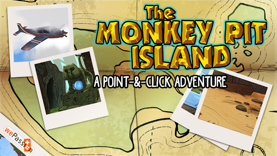 The Monkey Pit Island - Survive the treasure curse Screenshot
