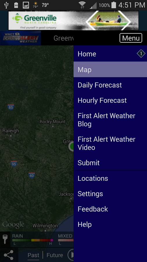 First Alert 9- screenshot