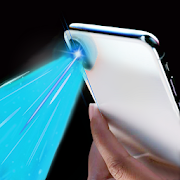 Ultra Bright Blue Light - Blue Torch Flash Light