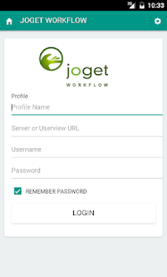 Joget Workflow Mobile- screenshot thumbnail