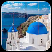 Tile Puzzles · Mediterranean