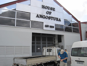 Photo: House of Angostura, Laventille
