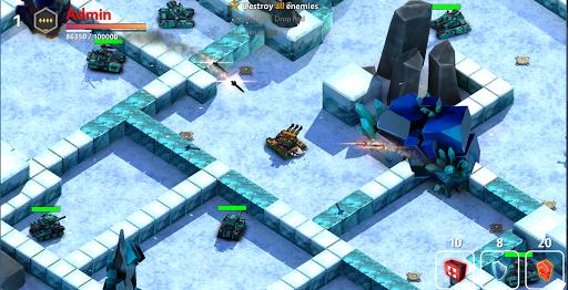 Block Tank Wars 3 1.19 screenshots 5