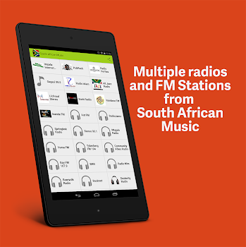 South African Radios