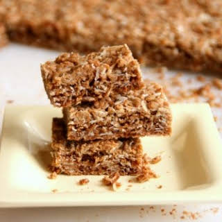 Crunchy Granola Bars (Better than Nature Valley).