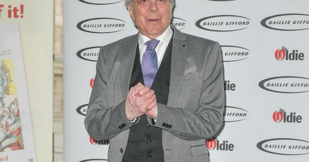 Lionel Blair blames insurance for lack of TV offers