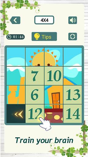 Numpuz2 - Slide Number Picture Puzzle 1.102 screenshots 1