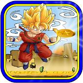 Super Goku Saiyan Runner