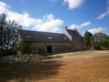 manoir à Langonnet (56)