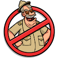 Don't Touch Ranger Dick icon
