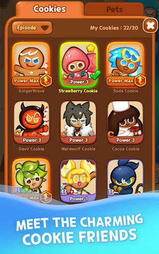 Cookie Run: Puzzle World 2.0.0 screenshots 6