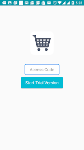 Ecommerce Trial App- screenshot thumbnail