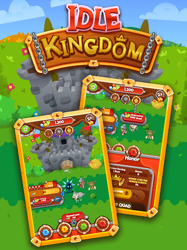Kingdom Building Idle Game