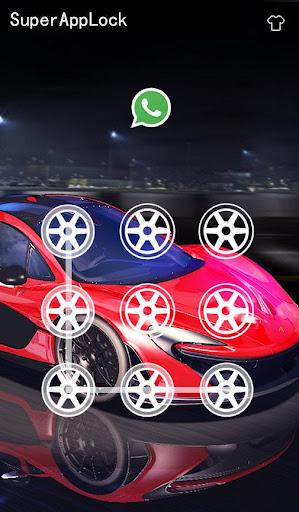 玩個人化App|應用鎖主題皮膚超級豪車(超級應用鎖專用)免費|APP試玩