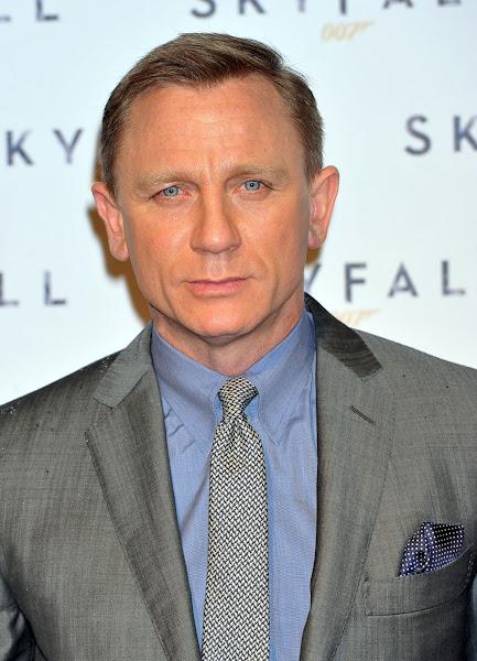 Photo: Daniel Craig
