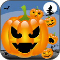 Halloween :Pumpkin Crazy Smash icon