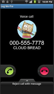 call from cloud bread - náhled