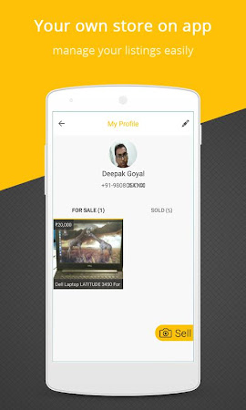 nearme – Buy and Sell locally 1.21 screenshot 2092450