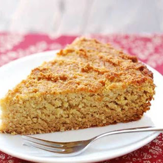 Paleo Coconut Cake.