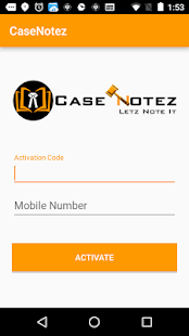 Case Notez- screenshot thumbnail