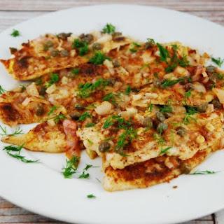 Mediterranean Baked Tilapia