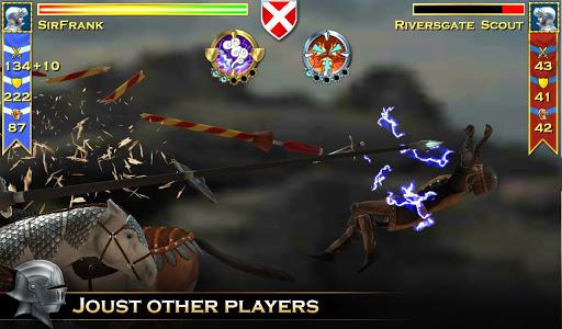 Knight Storm screenshot 1