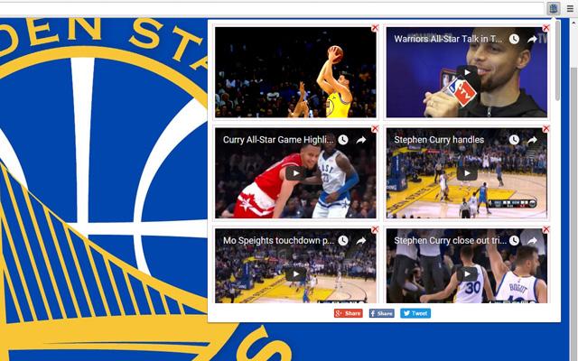 Golden State Warriors Video