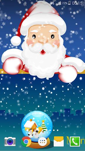 圣诞快乐动态壁纸