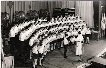 Photo: Con un solista como Enrique Elustondo ¡cualquiera!
