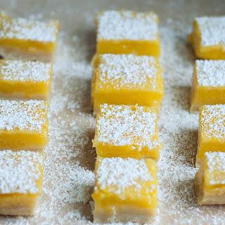 Perfect Lemon Bars.