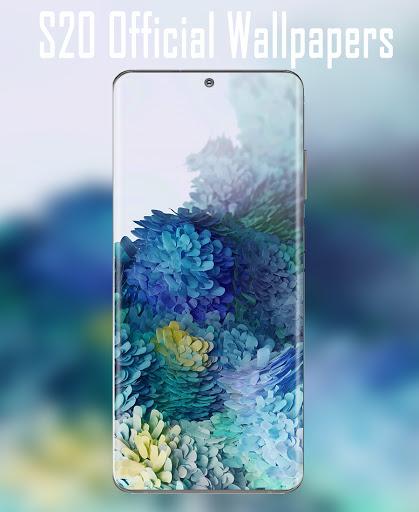 S20 Wallpaper & S20 Ultra Wallpaper & S20 Plus 5.0 screenshots 2