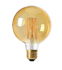 PR Home Elect LED Filament Globe 95 mm - lavanille.com