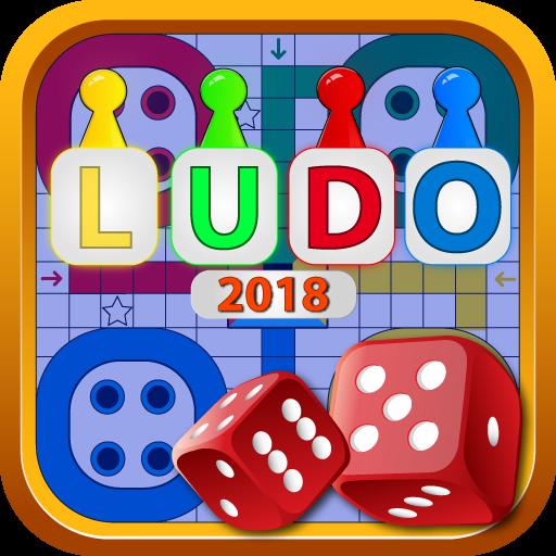 New Ludo Board King 2018