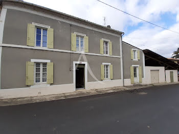 maison à Gensac (33)