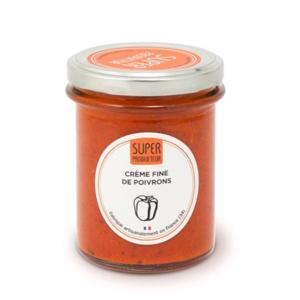 crème de poivron épicerie fine Julhès Paris