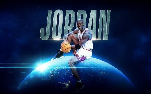 Michael Jordan Themes & New Tab