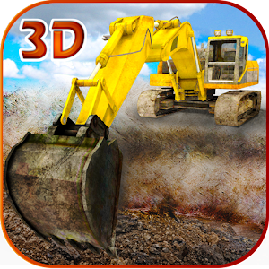 Sand Excavator Simulator 3D for PC and MAC