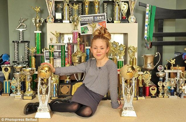 Winner: Jesse Jane has 117 prizes to her name