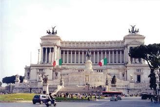 Photo: #006-Monument à Victor Emmanuel II.